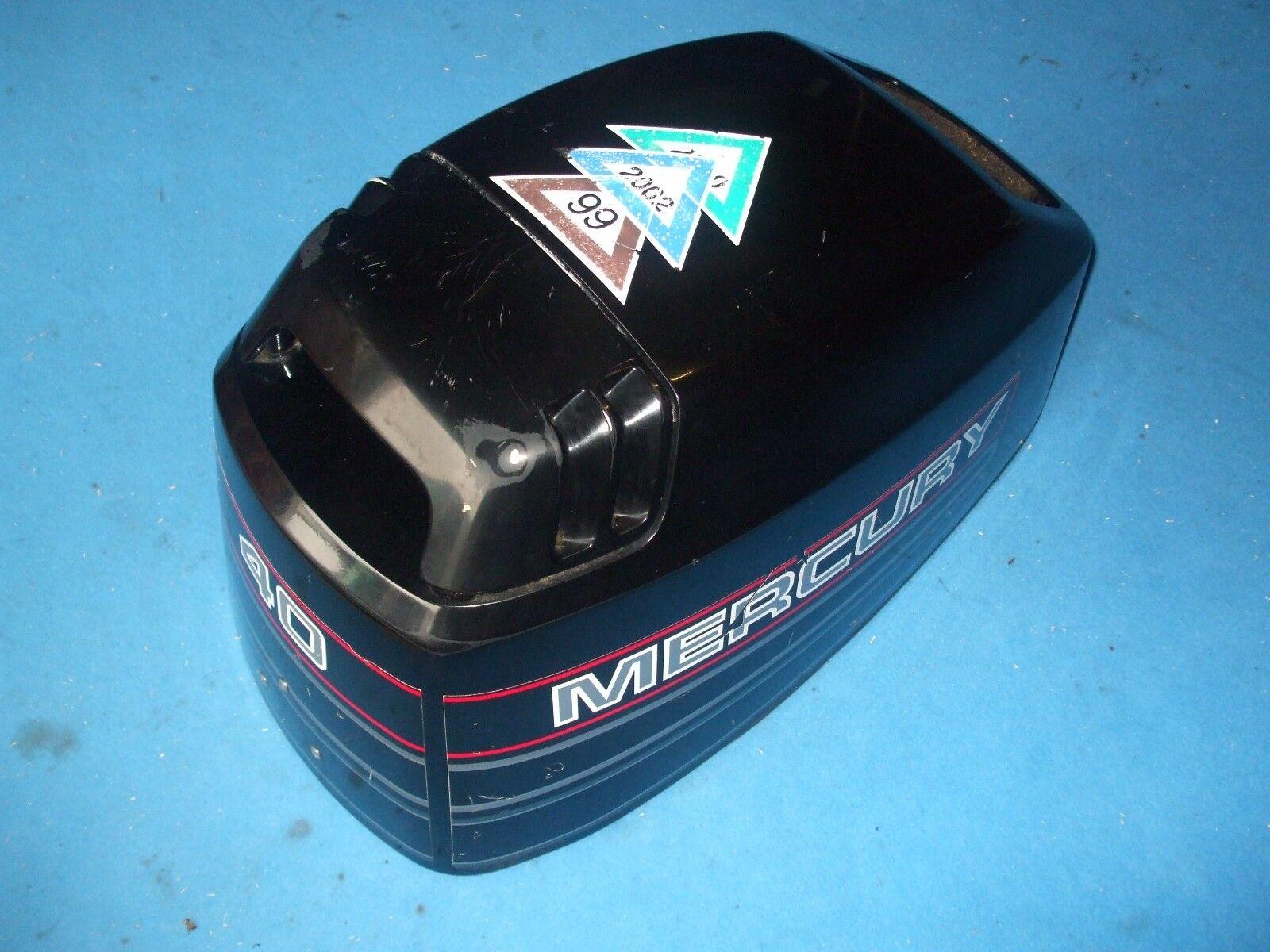 Mercury 40 Motorhaube. PS.  Motorhaube. 40 234cdb