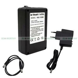 DC12V-2800mAh-High-Capacity-Rechargeable-Lithium-ion-Li-po-Battery-AC-Charger