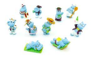 Figurensatz Happy troupeau du rêve navire. tous les 10 personnages de la série-afficher le titre d`origine PR5rb3Mj-09100043-559124276