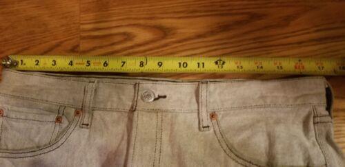 35x31 tag Jeans Coton 36x34 Levis 501 F46xn6v