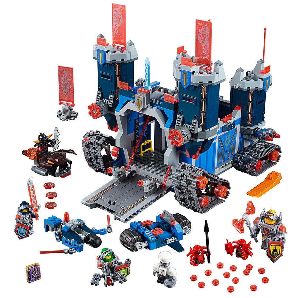 LEGO Nexo Knights The Fortrex 70317 MultiColoree