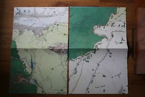Map-rpg-Middle-Earth-ICE-MERP-Iron-Crown-Tolkien-mapa-juego-rol-Senor-Anillos