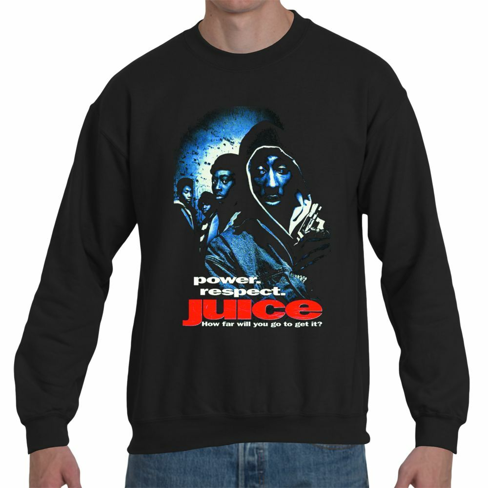 Original Tupac 2pac Juice Movie Sweater, or Hoodie