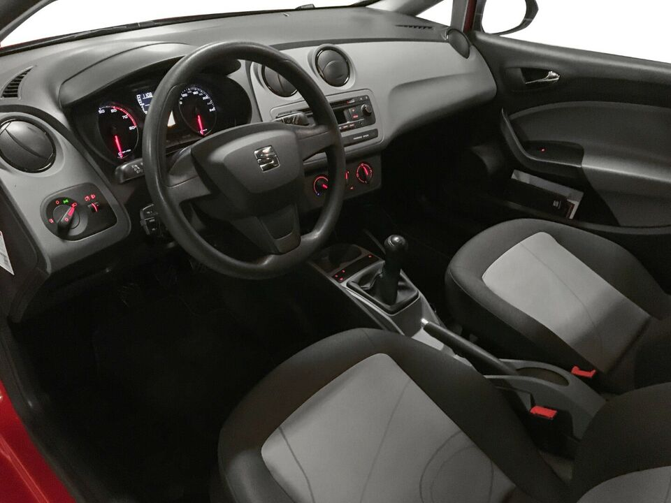 Seat Ibiza 1,2 12V 70 Reference SC Benzin modelår 2014 km