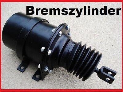 Kolbenbremszylinder  Bremszylinder Anhänger D125 Kolbenzylinder,HW 60,HW 80