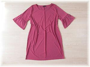 * Bodyflirt * hübsches, glattes Stretch Kleid mit ...
