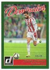 2016 Donruss Soccer Dominators Canvas /49 #3 Jimmy Durmaz Olympiacos FC