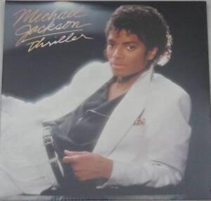 MICHAEL-JACKSON-Thriller-LP-Vinyl-NEU-Beat-It-Billie-Jean