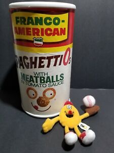 Vintage-70-s-or-80-s-Franco-America-Spaghetti-O-s-Bank-with-Keychain