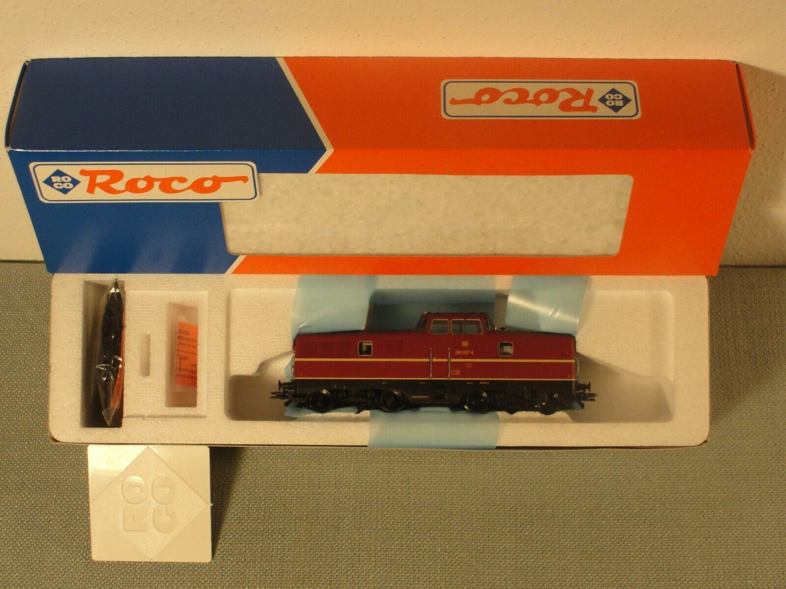 Roco für Märklin 69382 Diesellokomotive BR 280 der DB NEU in OVP