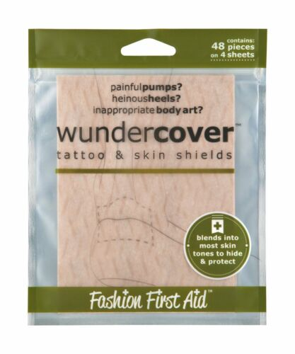 Wundercover tattoo covers /& blister preventers 48 pieces