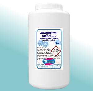 Aluminiumsulfat-1kg-tech-Hortensien-Azaleen-Bluetenblau-Isoliersalz-Flockungsmitt