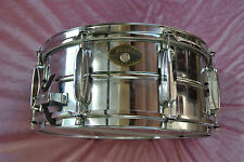 """ROCK-n-ROLL!!! TAMA ROCK STAR 14X6.5"""" CHROME SNARE DRUM for YOUR DRUM SET! #V355"""
