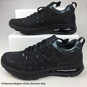 wholesale dealer 46189 06a06 Image is loading NIKE-FINGERTRAP-MAX-AMP-TRAINERS-NEW-AIR-MENS-