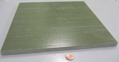 """Extren .125/"""" x 24/"""" x 24/"""" Olive Green Fiberglass Sheet"""