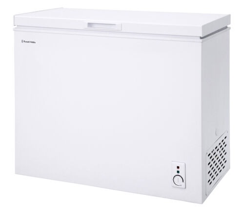 1 of 1 - Russell Hobbs RHCF200, 197L White Chest Freezer, 1 Year Warranty, RRP £259
