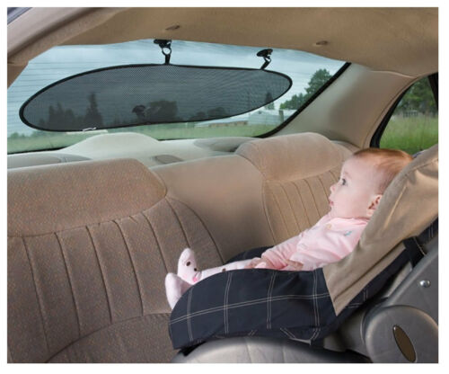 Sunshine Kids Childs Car Window Sun Shade Children Pop Up Window Shade