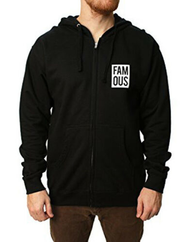BRAND NEW Famous Stars /& Straps BOXED IN Hoodie BLACK LARGE LIMITED RELEASE RARE