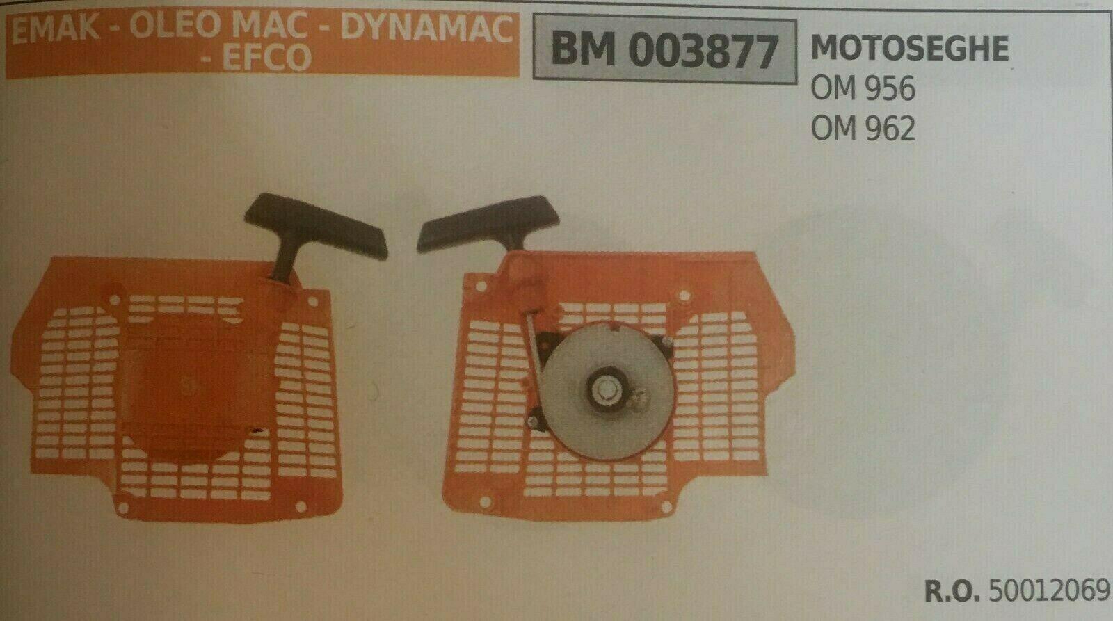 Start Komplett Brumar Emak - Oleo Mac - Dynamac - Efco BM003877