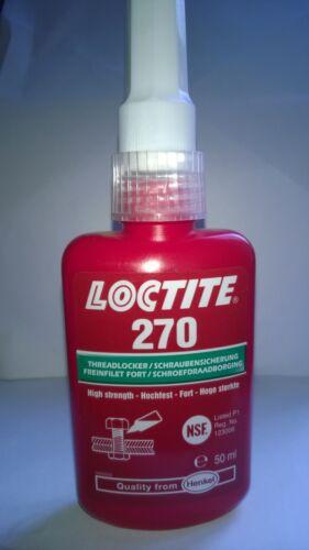 loctite 270 thread locker