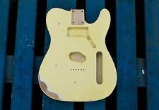 Eden Relic'd Series Empress Body Hardtail for Telecaster Guitar Vintage White