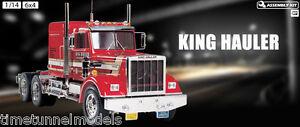 TAMIYA-56301-King-Hauler-Radio-Controle-Auto-Assemblage-truck-camion-Kit-1-14-RC