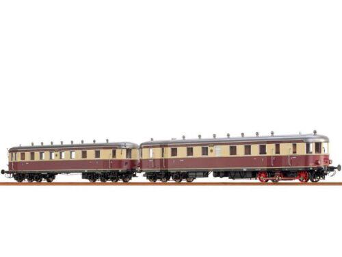 BRAWA 44351 Triebwagen VT137+ Beiwagen VB147 der DRG II H0 AC
