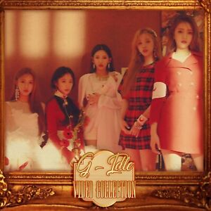 IDLE-G-I-Dle-G-Idle-KPOP-Video-Memorabilia