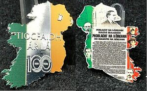 Gold Silver Ireland Coin Irish War 1921 II 2021 I St Paddys Day World Green Gift
