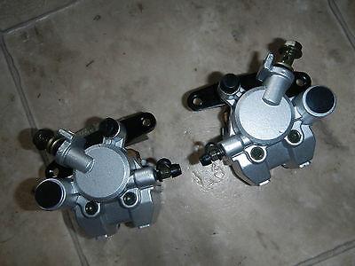 NEW FRONT right left BRAKE CALIPER SET 1999-2008 HONDA TRX400EX TRX400 TRX 400