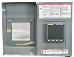 New-SCHNEIDER-SQUARE-D-HDMP7504t311-HIGH-DENSITY-POWER-METER-CABINET-PM750