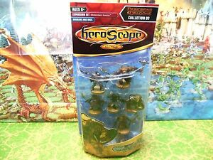 Heroscape Bugbears And Orcs Nib From Wave 13d3 Moltenclaws