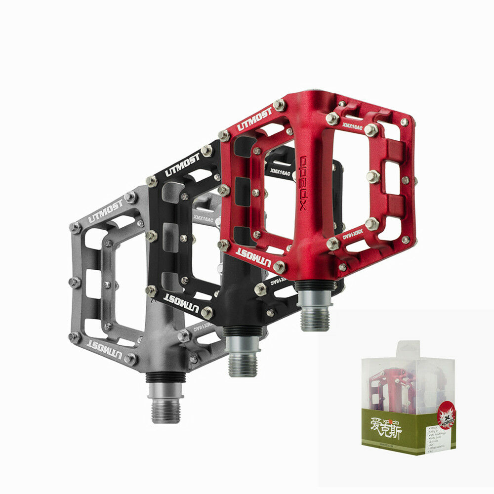 New Xpedo UTMOST XMX16AC MTB Platform Pedals