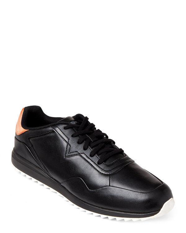 DIESEL Black V-Staffetta S-Swifter Low Top Sneakers