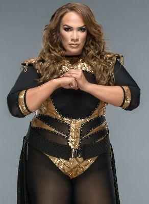 Nia Jax Cool Ring Gear Photo 4x6 8x10 Select Size WWE #008