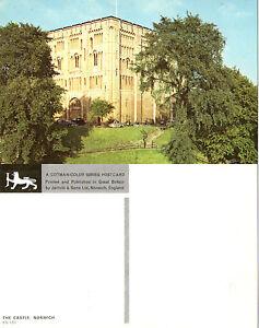 1970-039-s-THE-CASTLE-NORWICH-NORFOLK-UNUSED-COLOUR-POSTCARD