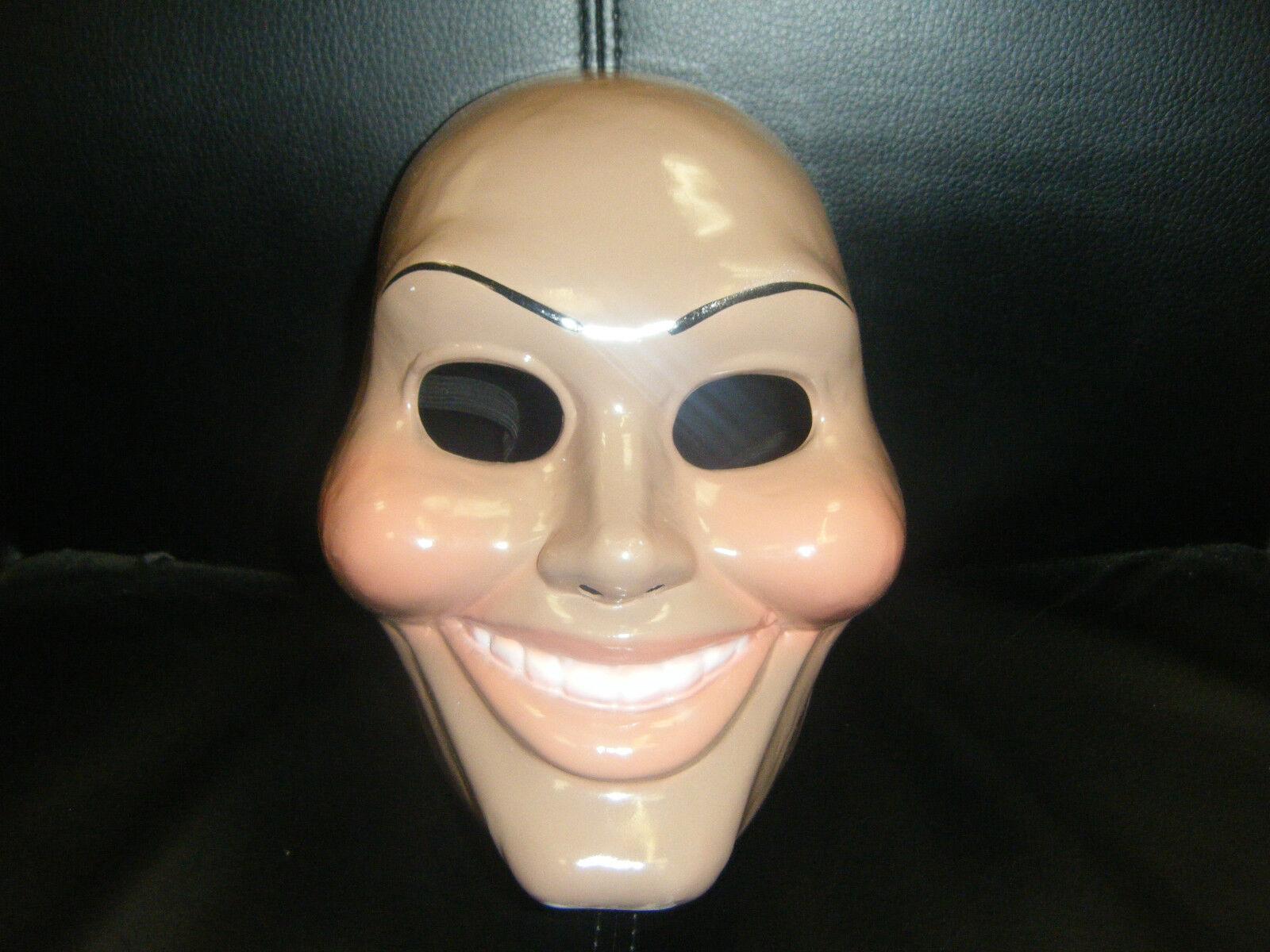 The Purge Film Face Costume pour Adulte Halloween Accessoires 1 2 3 Défauts