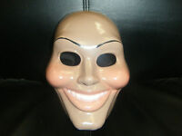 The Purge Movie Face Adult Costume Halloween Mask Accessories 1 2 3 Defects
