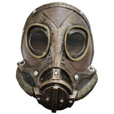 M3A1 Steampunk Gas Mask, Quality Latex Halloween, Ghoulish Productions