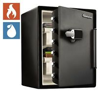 Sentry Safe 2.0 Cuft Fire-safe With Touch Keypad And Audible Alarm