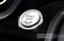 ABS Matt Engine Start Push Button Cover Trim For  BMW 5 Series F10 GT 2011-2016