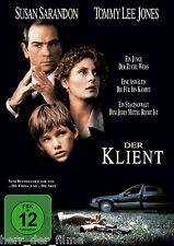 DER KLIENT (Susan Sarandon, Tommy Lee Jones) NEU+OVP