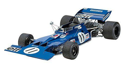 Tamiya 1   12 talla 54 tyrell 003 1971 GP Mónaco 12054