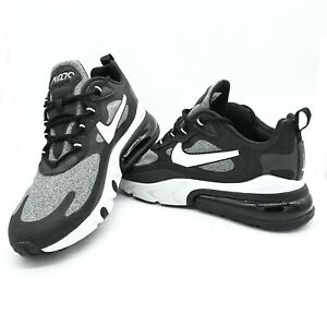 NEW-Men-039-s-NIKE-Air-Max-270-React-Black-White-Grey-size-8-8-5-11-AO4971-001-NIB