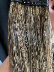 SHOWPONYPREP® Hair Extension Showing Rocking Horse False Forelock HOYS
