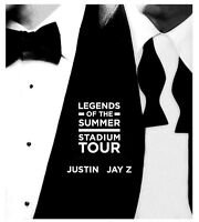 2 tix Jay Z & Justin Timberlake Tickets 07/19/13 @ Yankee Stadium Sect B7