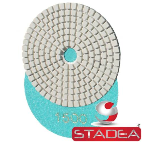 Diamond Polishing Pads 4 inch WetDry Granite Concrete Marble Glass Stone Sanding
