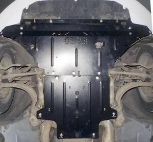 Audi A4 B8 Undertray A5 Under Engine Cover Rust Protection Splash