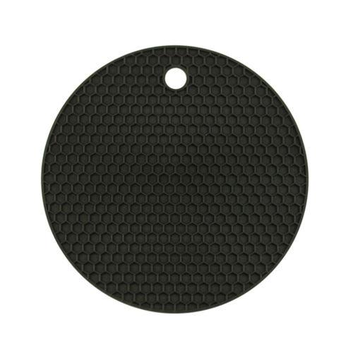 14 cm Silicone Boisson Tasse sous-verres Rond Résistant à la Chaleur Mat Non-slip-pot