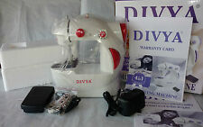 DIVYA 28 in 1 Mini Sewing Machine With Foot Pedal Portable & Compact Machine